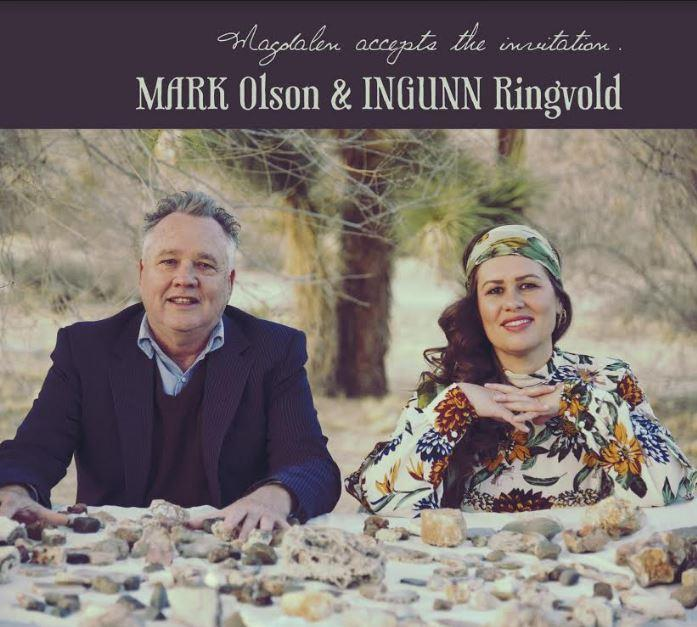 FR014LP Fiesta Red  Mark Olson & Ingunn Ringvold Magdalen Accepts The Invitation (LP)