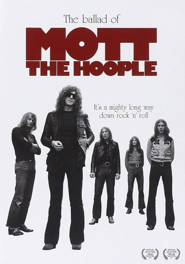 STADVD2 Start Productions  Mott the Hoople The Ballad of Mott the Hoople (DVD)
