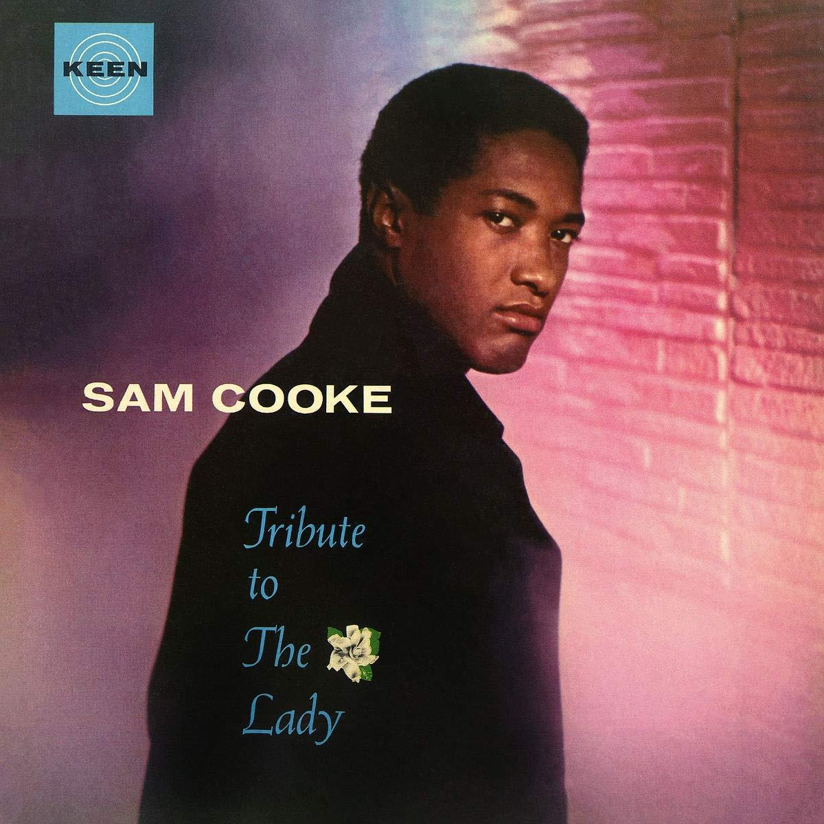 0018771862314 Keen Records  Sam Cooke Tribute To The Lady (LP)