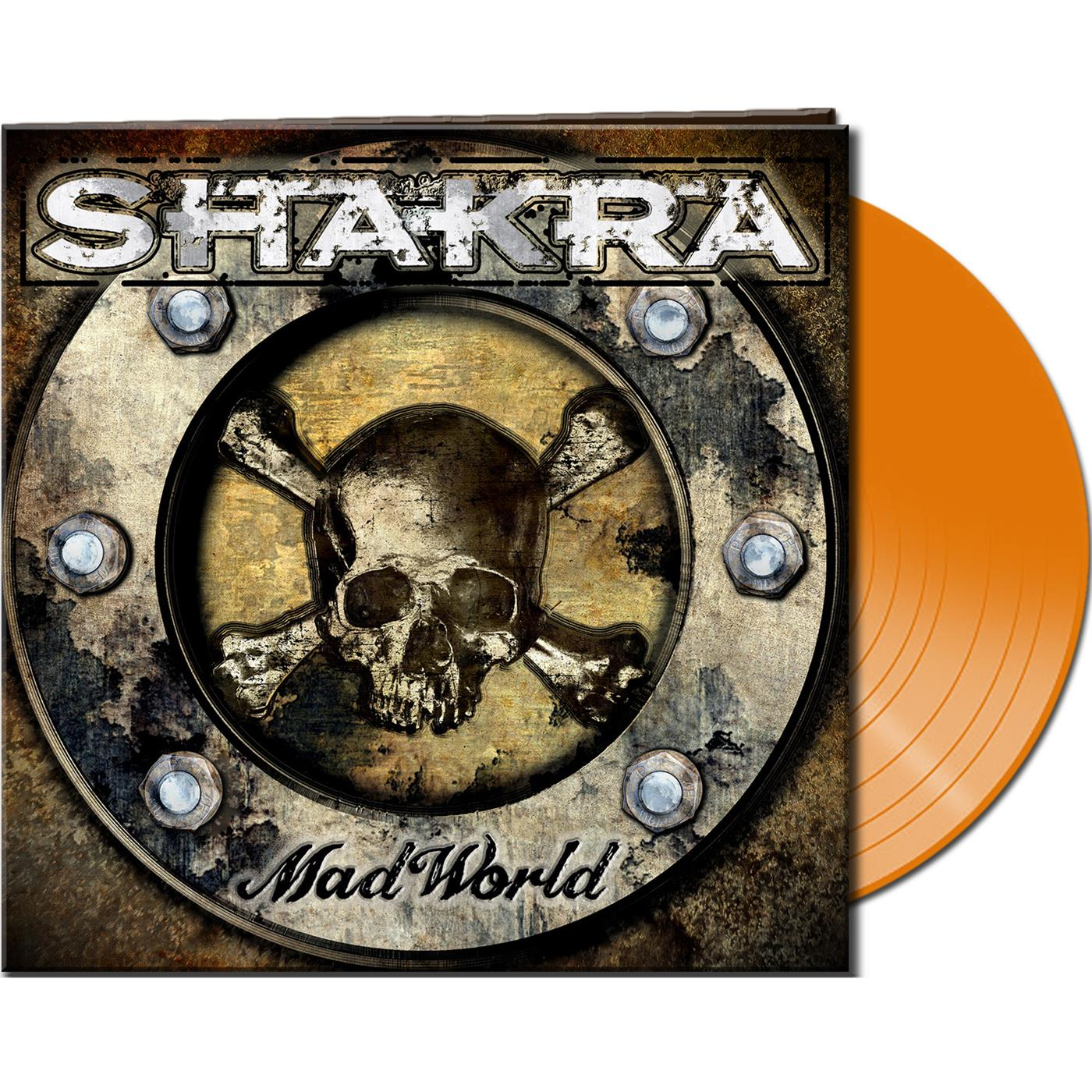 AFM741-1 AFM  Shakra Mad World - LTD (LP)
