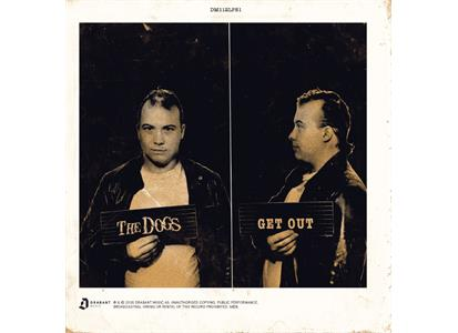 "DM112LPS1 Drabant Music  The Dogs Get Out / Terminal (7"")"