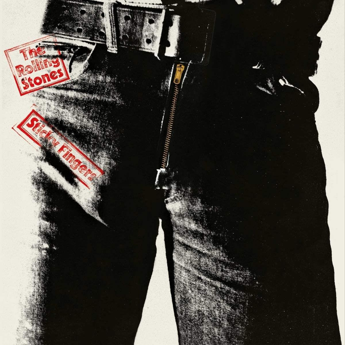 0602508773143 Polydor UK  The Rolling Stones Sticky Fingers - Half Speed Master (LP)