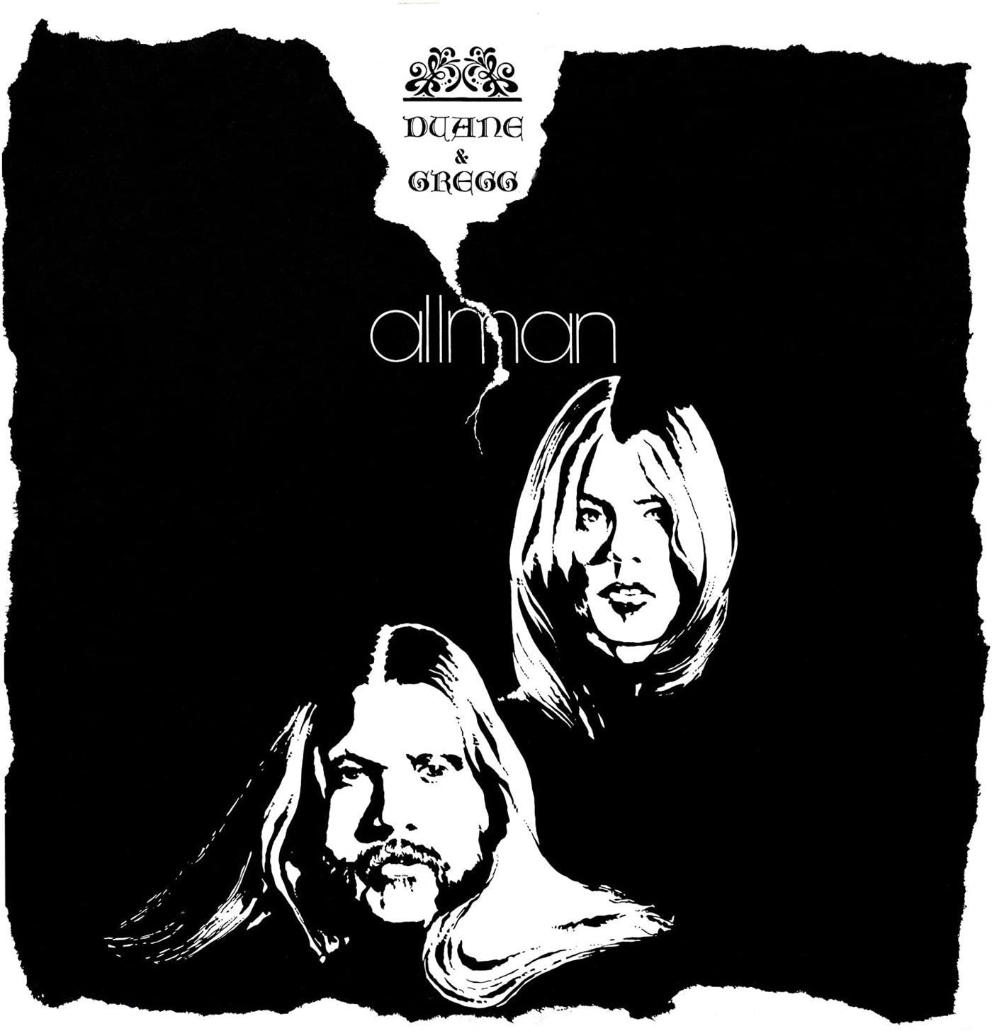 ABBR8.1 Allman Brothers Band Recording Company  Duane & Gregg Allman Duane & Gregg Allman (2LP)