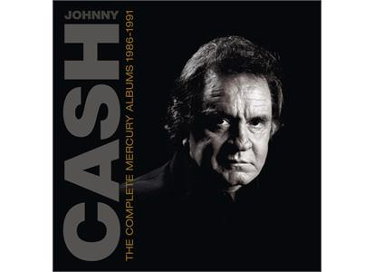 0602567726944 Mercury/USM  Johnny Cash Complete Mercury Albums 1986-1991 (7LP)
