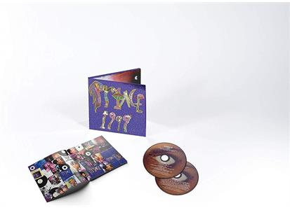 0603497850037 Warner Bros.  Prince 1999 - Deluxe Edition (2CD)