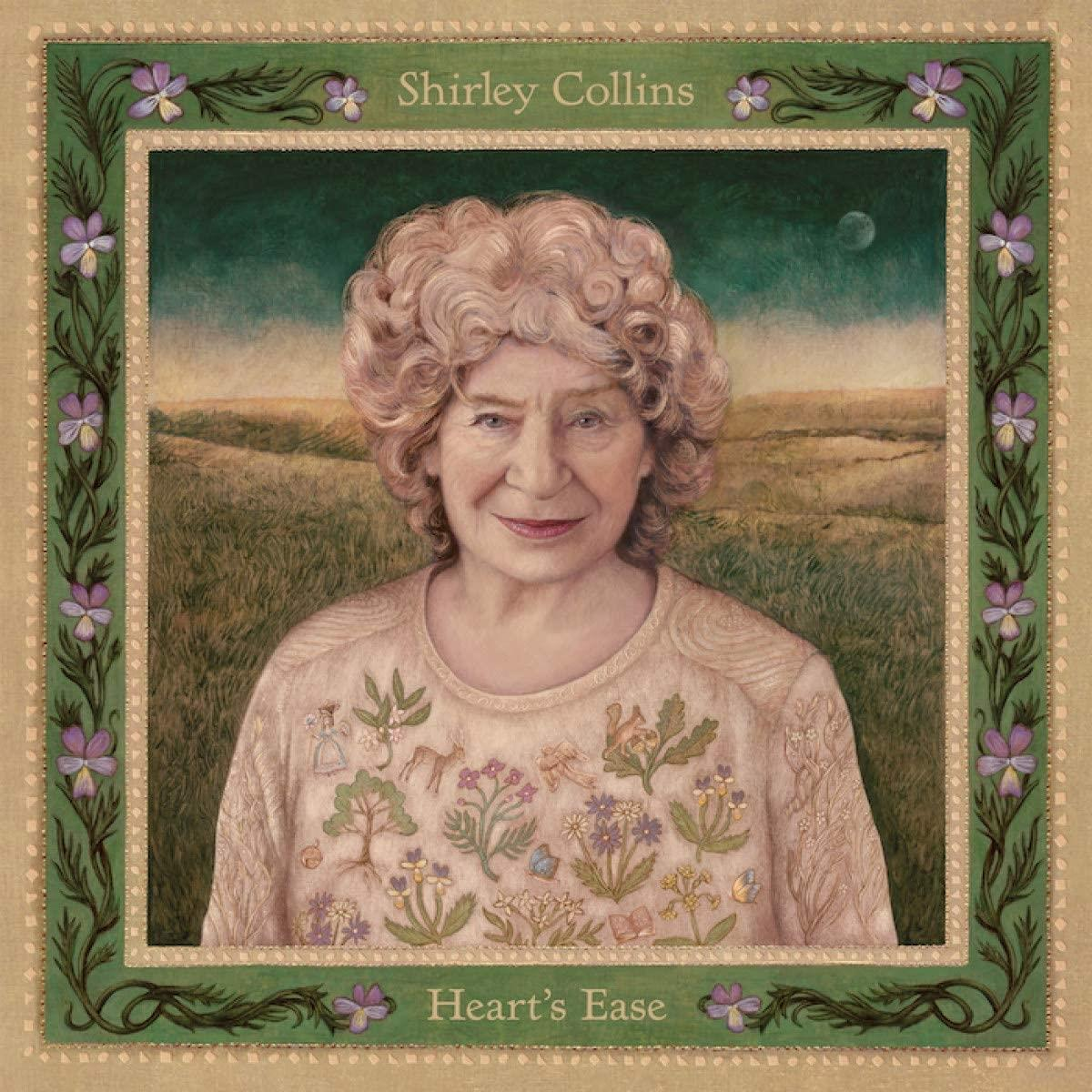 WIGLP454X Domino  Shirley Collins Hearts Ease - LTD (LP)