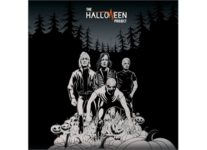 KOM-THP012019   The Halloween Project Masters Of It All (LP)