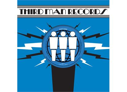 "TMR392 Third Man Records  Watcher Live At Third Man Records (7"")"