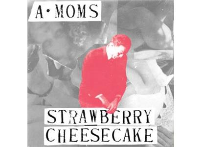 "TMR569 Third Man Records  A Moms/Algebra Mothers Strawberry Cheesecake (7"")"