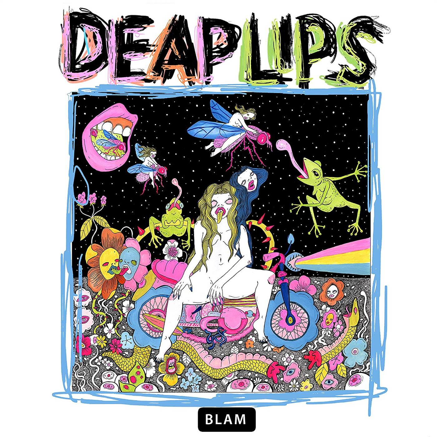COOKLP756XX Cooking Vinyl  Deap Lips Deap Lips - LTD (LP)
