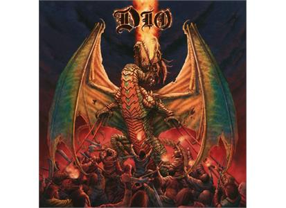 4050538597257 BMG Rights Management  Dio Killing The Dragon (LP)
