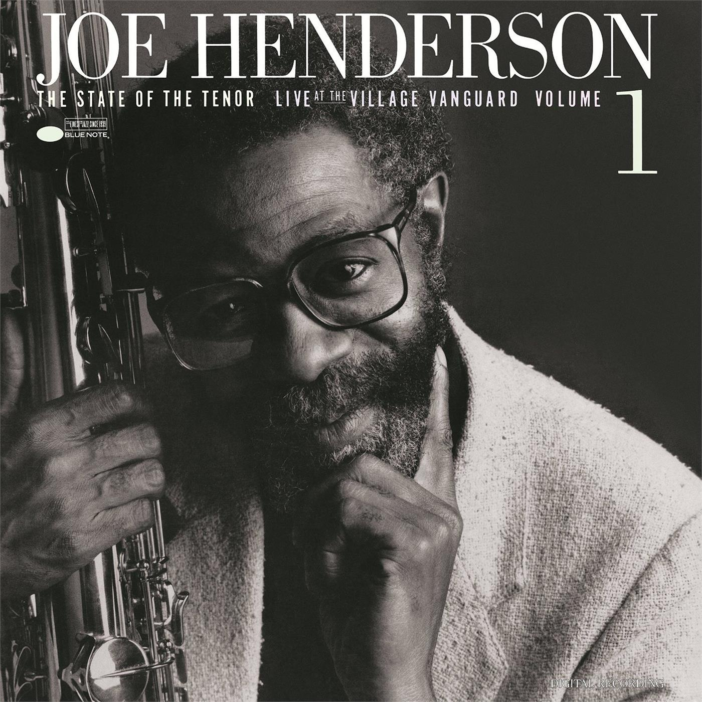 0602508600562 Blue Note  Joe Henderson The State Of The Tenor - Tone Poet (LP)