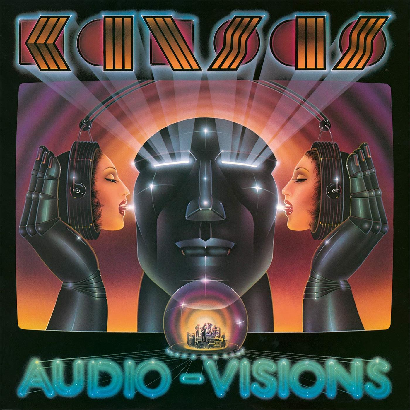 MOVLP2361 Music on Vinyl  Kansas Audio-Visions - LTD (LP)
