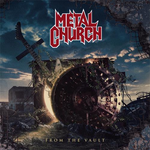 REAPER021V Reaper  Metal Church From The Vault (2LP)