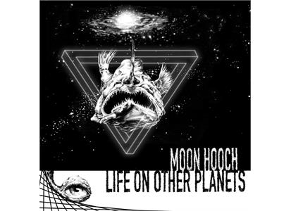 MHR002LP Megaforce  Moon Hooch Life On Other Planets (LP)