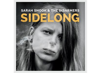 BSLP256 Bloodshot  Sarah Shook & The Disarmers Sidelong (LP)