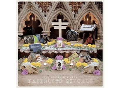 NHSLP029X New Heavy Sounds  Sky Valley Mistress Faithless Rituals (LP)