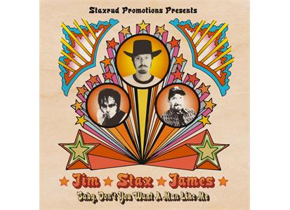 "STAX001S Staxrud Promotions  Staxrud Allstars Baby Don't You Want a Man Like Me (7"")"