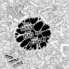 FY056GRONN Fysisk Format  The Good The Bad And The Zugly Anti World Music (Grønn) (LP)