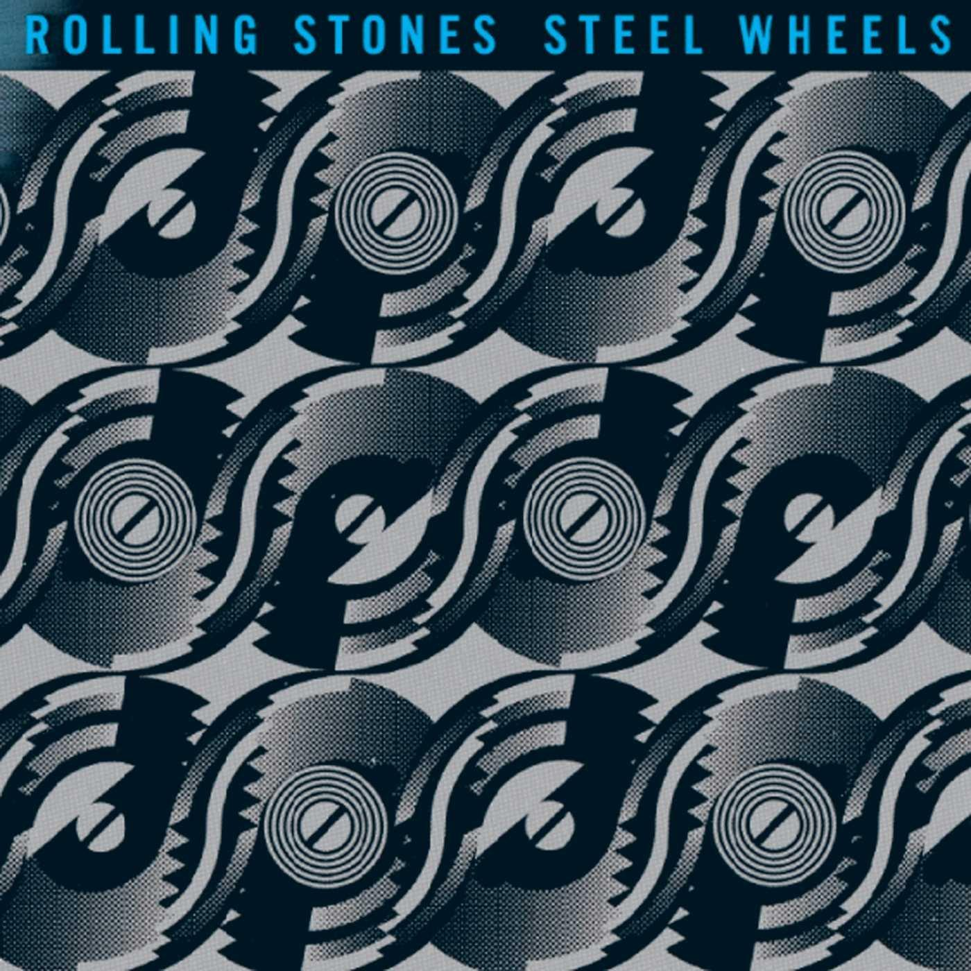 0602508773310 Polydor UK  The Rolling Stones Steel Wheels - Half Speed Mastered (LP)
