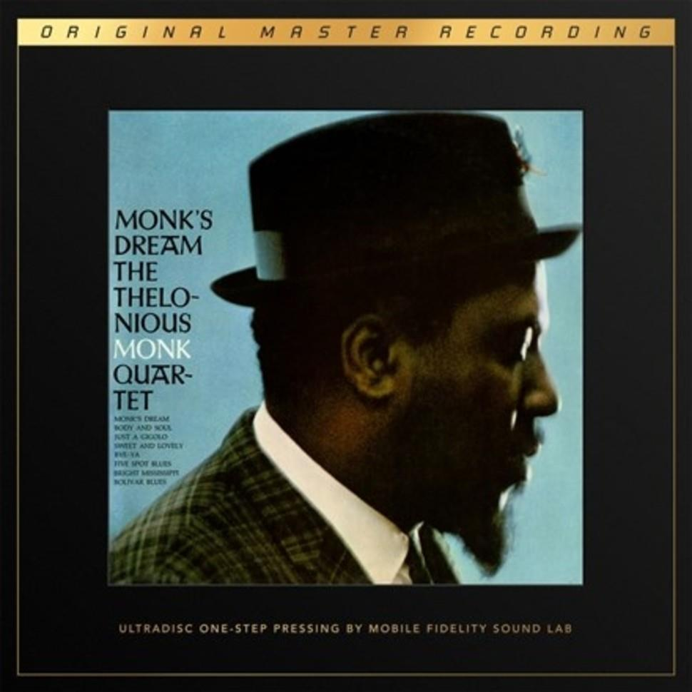 MFSLUD1S2-011 Mobile Fidelity  Thelonious Monk Monk's Dream - One-Step 45 Rpm (2LP)