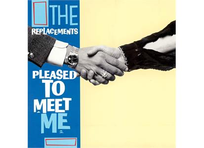 0603497846467 Rhino  The Replacements Pleased To Meet Me - DLX (LP + 3CD)