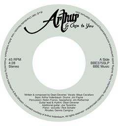 "Arthur So Close To You / Reincarnation (7"")"