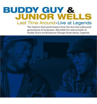 Buddy Guy & Junior Wells Last Time Around - Live At Legends (LP)