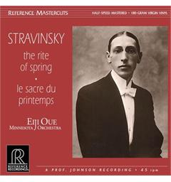 Eiji Oue/Minnesota Orchestra Stravinsky: The Rite Of Spring (LP)