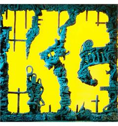 King Gizzard & The Lizard Wizard K.G. (LP)