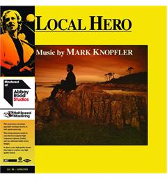 Mark Knopfler/Soundtrack Local Hero OST - Half Speed Master (LP)