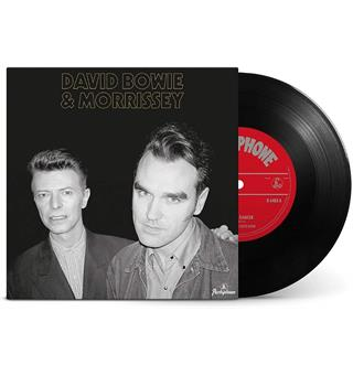 "Morrissey & David Bowie Cosmic Dancer - LTD (7"")"