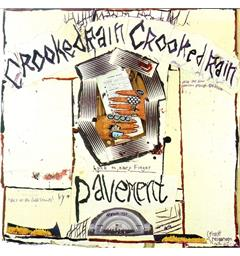 Pavement Crooked Rain, Crooked Rain (LP)