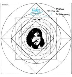 The Kinks Lola Versus Powerman ... (LP)