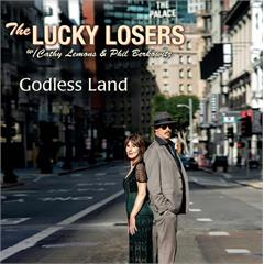 The Lucky Losers Godless Land (LP)