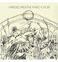 The Piano Choir Handscapes - LTD (2LP)