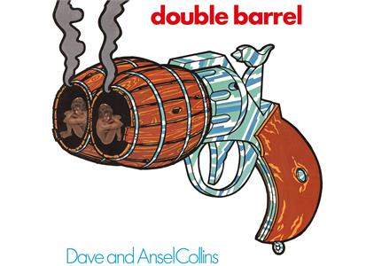 MOVLP2845 Music on Vinyl  Dave And Ansel Collins Double Barrel - LTD (LP)