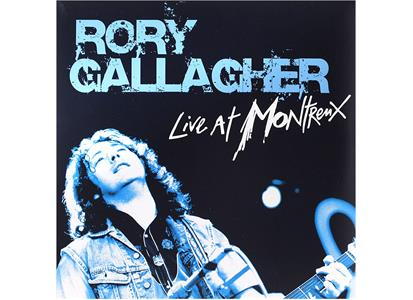 0213401EMX Ear Music  Rory Gallagher Live At Montreux (2LP)