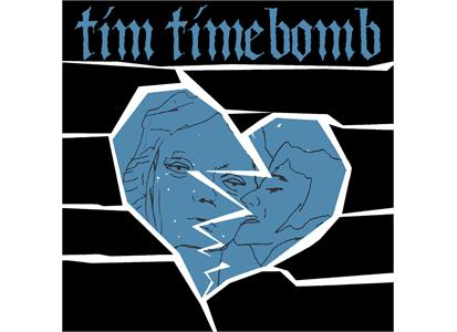 "WH100   Tim Timebomb Life's For Living (7"")"