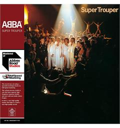 ABBA Super Trouper - Half Speed Master (2LP)