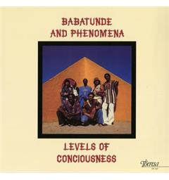 Babatunde And Phenomena Levels Of Consciousness - LTD (LP)