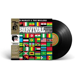 Bob Marley & The Wailers Survival - Half Speed Master (LP)