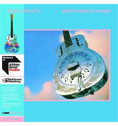 Dire Straits Brothers In Arms - Half Speed M. (2LP)