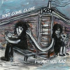 "Kosmik Boogie Tribe I Want You Bad/Don't Come Close (7"")"