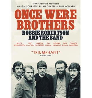 The Band Once Were Brothers (DVD)
