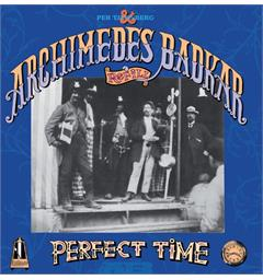 Archimedes Badkar A Perfect Time (2LP)