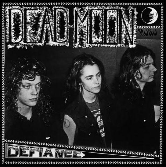 MR091 Mississippi Records  Dead Moon Defiance (LP)