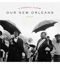 Diverse Artister Our New Orleans - LTD (2LP)