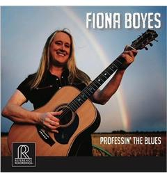 Fiona Boyes Professin' The Blues - Half Speed (2LP)