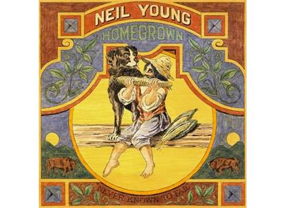0093624898672 Reprise  Neil Young Homegrown (CD)